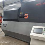 4-12mm hydrauliczne automatyczne cnc 2D drutu dostawca giętarka