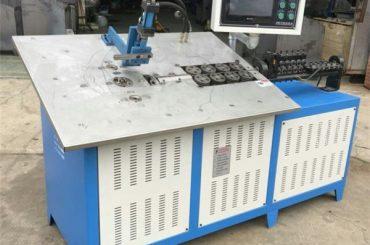 Gorąca sprzedaż automatyczna maszyna do formowania drutu stalowego 3d cnc, 2d drutu cena maszyny do gięcia