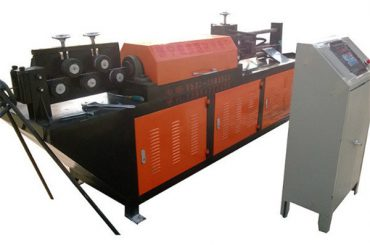 Maszyna do prostowania i cięcia prętów zbrojeniowych GT4-14