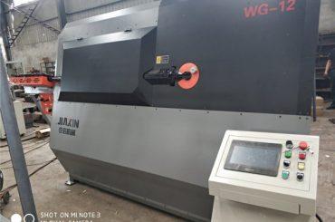 wyposażenie maszyn przemysłowych zdeformowanych prętów wykonane w Chinach automatyczne giętarki do strzemion